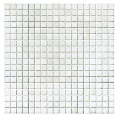 #Sicis #Waterglass Cloudwhite 20 1,5x1,5 cm | #Murano glass | on #bathroom39.com at 203 Euro/box | #mosaic #bathroom #kitchen