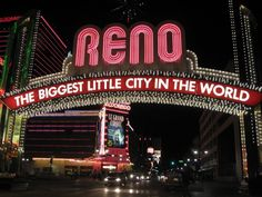 Reno, NV by C. Thomas