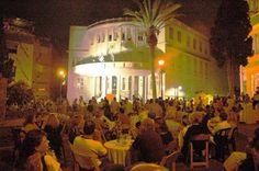 """Na quinta-feira, 27 junho, Tel Aviv irá realizar a 9ª festa anual """"Noite Branca"""", com inúmeros eventos em toda a cidade a partir das 21h até o nascer do sol na manhã seguinte."""