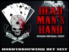 Dead Man's Hand | Brouwerij Het Nest