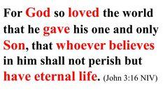 God So Loved - http://blog.peacebewithu.com/god-so-loved/