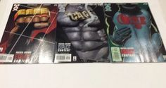 Luke Cage Lot (Marvel Comics MAX 2002) 1, 2, 3 Netflix Hero for Hire comic books | eBay