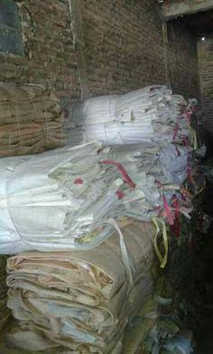 Jual Beli Karung Jumbo / Jumbo Bag Bekas Kapasitas 1 ton Bekas | Perlengkapan Kantor, Furniture dan ATK |  Bukalapak