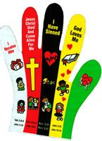 Good News Glove (Pack of Christmas Sunday School Lessons, Sunday School Crafts For Kids, Bible School Crafts, Wordless Book, Vacation Bible School, Programming For Kids, Melting Crayons, Kids Church, Bible Lessons