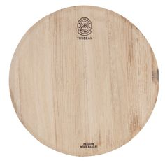 Lazy Susan Wooden board - for Cheeses or breads