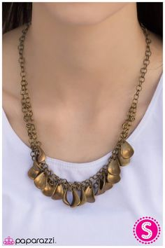 We've got a formula for fabulous: Fashion. Five bucks. Come see what the Paparazzi party is all about. Paparazzi Accessories, Paparazzi Jewelry, Simple Minds, Brass Jewelry, Crochet Necklace, Jewels, Chain, Beauty, Heavenly