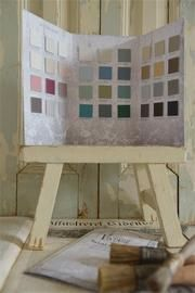 Farvekort Vintage kalkmaling 36 farver