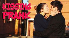 KISSING PRANK - Playing a Game for KISS - Kissing Girls