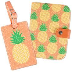 Resetillbehör - Ananas