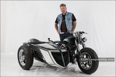 AMD World Championship, Gigamachine Choppers Hungary, bike details & gallery