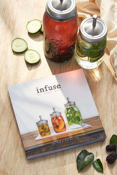 Infuse: Oil, Spirit, Water By Eric Prum & Josh Williams