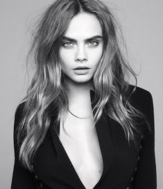 Cara Delevingne by Daniel Jackson for WSJ Magazine June 2015