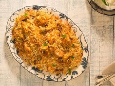 hyderabadi chicken biryani recipe: It is a flavourful Indian rice recipe cooked with chicken and spices, step by step recipe.