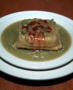 Pie Floater, Adelaide, Australia Street-hawked meat pies—small pastries filled with mincemeat and gravy—are more or less the national dish ...