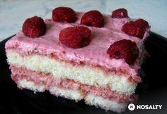 Málnamisu Vanilla Cake, Tiramisu, Cheesecake, Sweets, Food, Gummi Candy, Cheesecakes, Candy, Essen