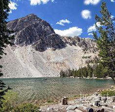 Alpine Lake : http://fineartamerica.com/profiles/robert-bales/shop/all/ all/all