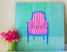 annechovie chair painting