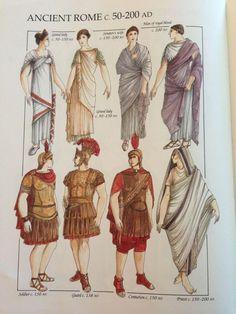 Ancient Rome 50-200 A.D.