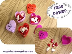 Heart Boxes and I Love Learning Freebie!