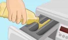 Зачем добавлять уксус при стирке