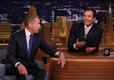 Brian Williams raps to 'Gin and Juice' on Jimmy Fallon's 'Tonight Show'