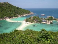 ko tao, Thailand. Stay in a beach hut just a few feet from the water...spend the days snorkeling, cliff diving, and lounging in the beach with nothing better to do than think about the perfection of each day.