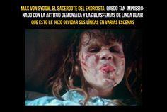 Galería: 11 Curiosidades acerca de algunas películas de terror