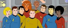The Animated Series Is Coming to Blu-ray   Star Trek: The Animated Series -- The Animated Adventures of Gene Roddenberry's Star Trek will arrive on Blu-ray via CBS Home Entertainment and Paramount Home Media Distribution on November 15. The set will include all 22 episodes presented in 1080p HD and spread across four discs with commentaries -- by producer David Wise writer David Gerrold and Michael and Denise Okuda -- and text commentaries on select episodes. Special segments -- created for…