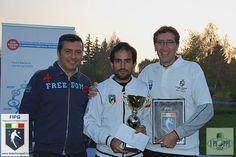 Marco Caricato Campione del Cuneo Footgolf Challenge del 9 novembre 2013