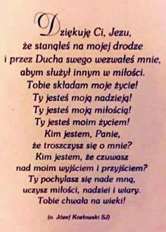 Witaj, Wiesława! 17 nowych pomysłów wybranych spec... - WP Poczta Mind Power, Music Humor, Prayers, Religion, Mindfulness, Faith, God, Thoughts, Scrappy Quilts