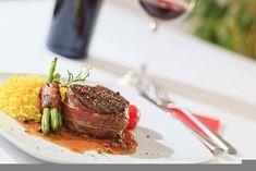 Steak and Bacon Tournedos