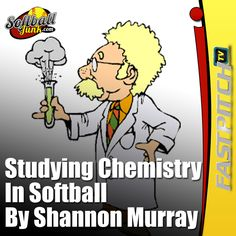 Studying Chemistry in Softball Written By Shannon Murray  Read the full article at http://fastpitch.tv/chemistry  Sponsored by http://SoftballJunk.com/  Look at my magazine http://FastpitchMagazine.com/