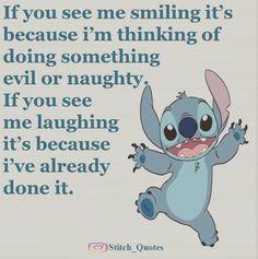 Stich quotes, lilo stitch, lelo and stitch, disney quotes Lilo Stitch, Lilo And Stitch Memes, Lelo And Stitch, Stitch Movie, Cute Stitch, Funny True Quotes, Funny Relatable Memes, Movie Quotes, Films For Children
