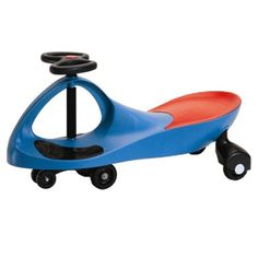 Plasma Car Blue Ride-On Vehicle