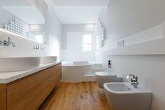 Casas de banho Moderno por ARCHILAB architettura e design