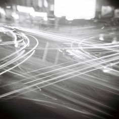 Long Exposure of the crossroads at Mile End station - Diana F+ Loaded with 120 Earl Grey!