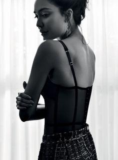 Lisa Hayden Brazilian perfection in the figure.