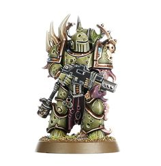 Image result for death guard 40k
