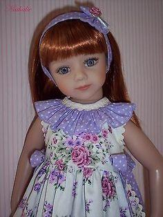 """""""Nathalie"""" ~ Tenue Pour Poupée 'Maru & Friends' (Outfit for 'Maru & Friends' dolls"""