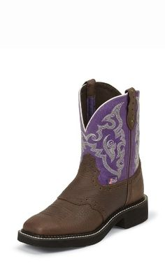 Justin Boots Justin Gypsy® Copper Kettle Buffalo Boots