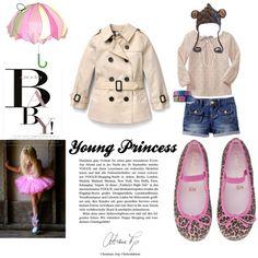 pretty young princess
