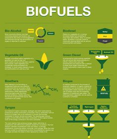Bio Fuels infographic #GreenFuelEthanol-ASustainableSolution
