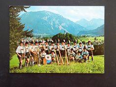 """Ruhpolding Musikkapelle """" D'Rauschberger """" MIT Alphorn AK Bayern   eBay"""
