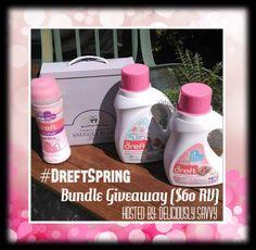 Dreft Spring Bundle Giveaway (US only) ends 5/15