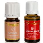 Natural Health Remedies: Ocotea and Lemongrass Essential Oils