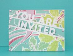 Invited Edge Card