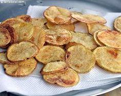 Peri Peri  Potato Chips recipe   by Tarla Dalal   Tarladalal.com   #41185