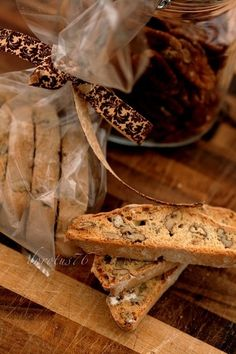 1000+ images about Biscotti on Pinterest | Biscotti recipe ...