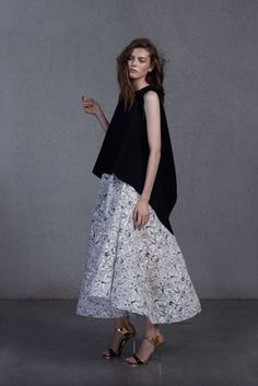 Maticevski Resort 2016 Fashion Show: Complete Collection - Style.com