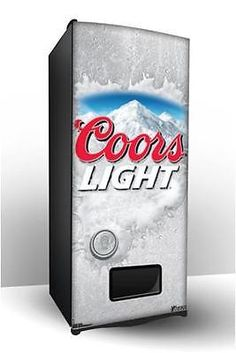 Coors Light Mini Fridge 85 P St Nw Georgetown